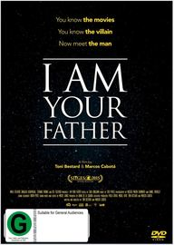 I Am Your Father on DVD