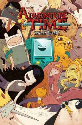 Adventure Time: Sugary Shorts Vol. 1 by Paul Pope image