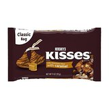 Hershey's Kisses Classic Bag Milk Chocolate W/Caramel (311g)