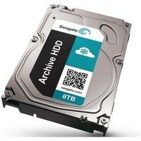 8TB Seagate Archive HDD 8TB SATA 6GBps 128MB Cache SATA Hard Drive