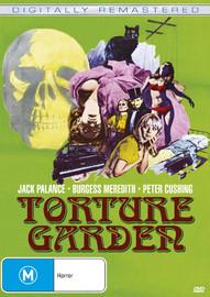 Torture Garden on DVD
