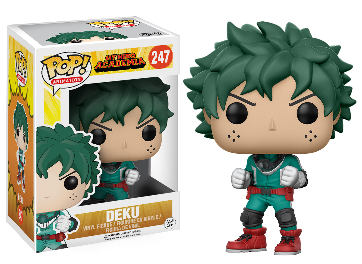 My Hero Academia - Deku Pop! Vinyl Figure image