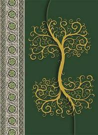 Celtic Tree Journal: Lo Scarabeo (Small) by Lo Scarabeo