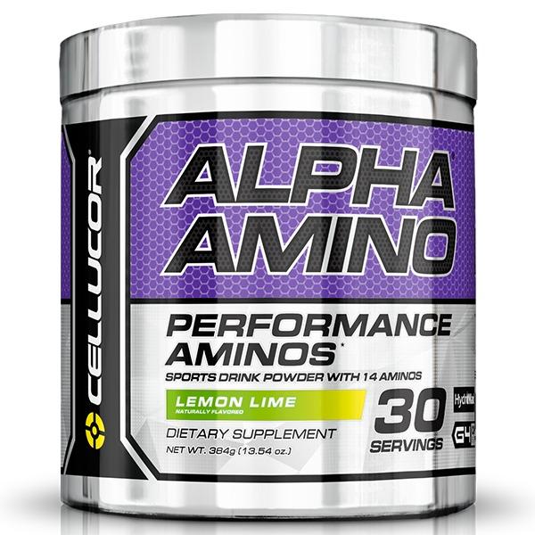 Cellucor Gen4 Alpha Amino V2 - Lemon Lime (30 Serves)