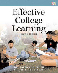 Effective College Learning by Sherrie L. Nist-Olejnik image