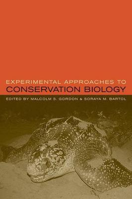 Experimental Approaches to Conservation Biology image