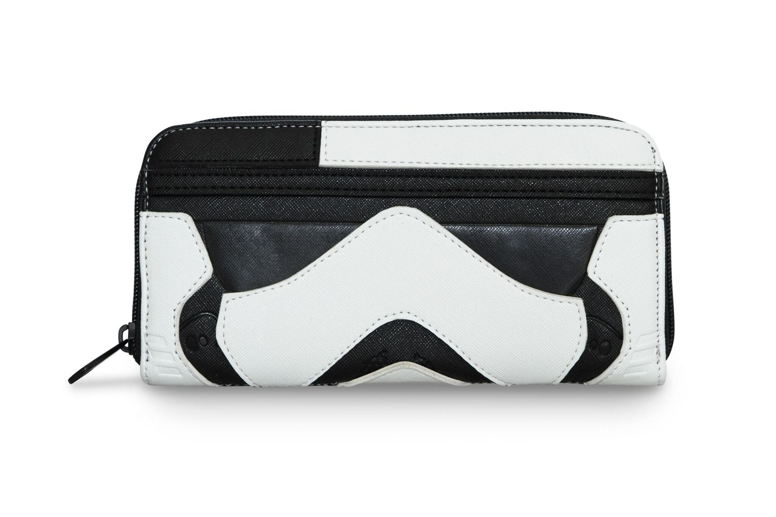 Loungefly: Star Wars Executioner Full Face Zip Around Wallet image