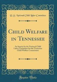 Child Welfare in Tennessee by U S National Child Labor Committee image