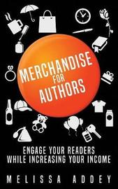Merchandise for Authors by Melissa Addey image