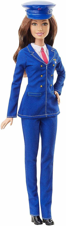 Pilot Career - Barbie Doll image
