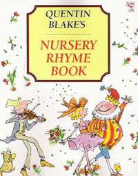 Quentin Blake's Nursery Rhyme Book by Quentin Blake image