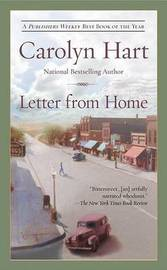 Letter from Home by Carolyn Hart