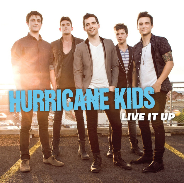 Live it Up (EP) by Hurricane Kids