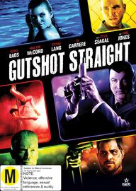 Gutshot Straight on DVD
