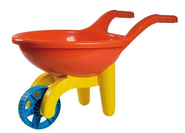 Summertime Wheel Barrow - Orange