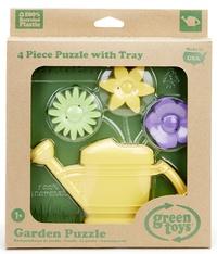 Green Toys - 3D Garden Puzzle