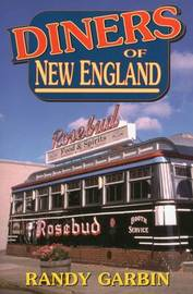 Diners of New England by Randy Garbin image