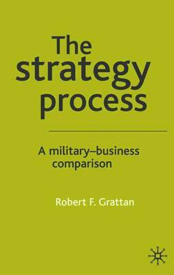 The Strategy Process by Robert Grattan image