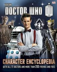 Doctor Who Character Encyclopedia by DK