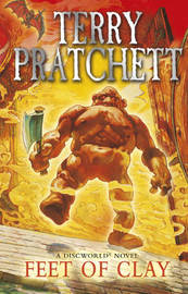 Feet of Clay (Discworld Novel 19 - City Watch) (UK Ed.) by Terry Pratchett