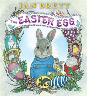The Easter Egg by Jan Brett image