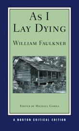 As I Lay Dying by William Faulkner image