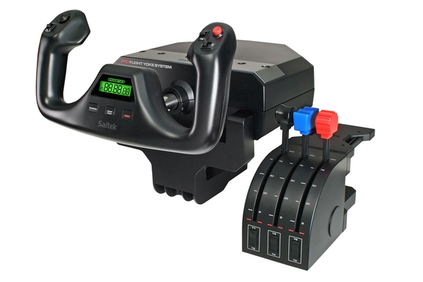 Logitech Pro Flight Yoke System for  image