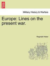 Europe by Reginald Heber