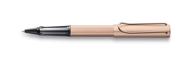 Lamy Lx Rollerball Pen - Rose Gold