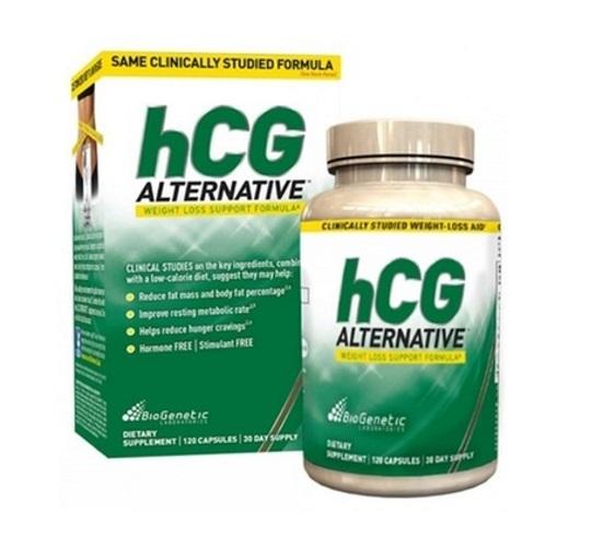 Biogenetic HCG Alternative (120 Tabs)