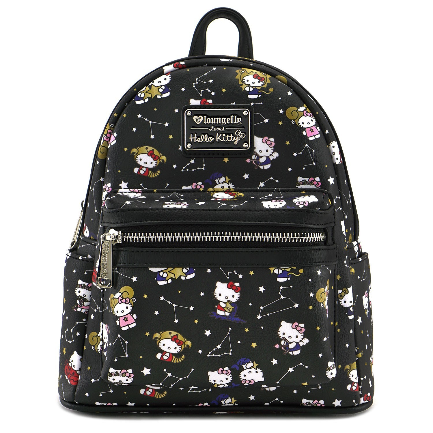 407f3143a Loungefly: Hello Kitty - Zodiac Mini Backpack | Women's | at Mighty ...