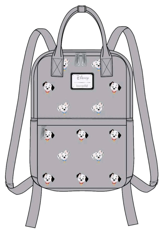 Loungefly: 101 Dalmatians Embroidered Backpack - Puppies