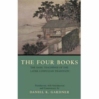 The Four Books by Daniel K Gardner image