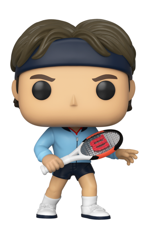 Tennis Icons: Roger Federer - Pop! Vinyl Figure