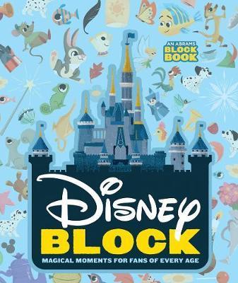 Disney Block by Abrams Appleseed