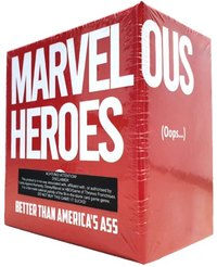 Marvelous Heroes - Party Game image