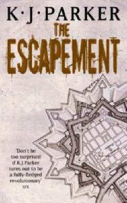 The Escapement by K.J. Parker image