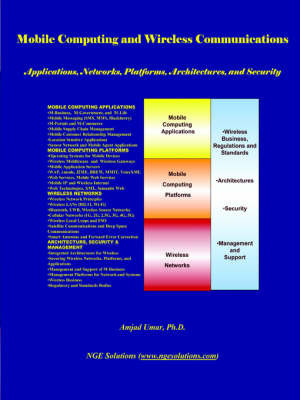 Mobile Computing and Wireless Communications by Amjad Umar image