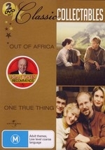 Out Of Africa / One True Thing - Classic Collectables (2 Disc Set) on DVD
