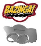 The Big Bang Theory Bazinga! Knuckle Ring