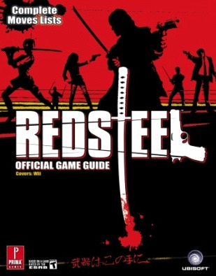 Red Steel - Prima Official Game Guide