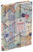 Travel Journal (Small, Foldover)