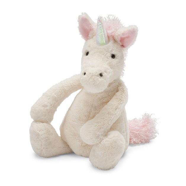 Jellycat: Bashful Unicorn (Medium)