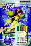 Crayola - Colour Alive Enchanted Forest