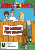 King of the Hill - Complete Season 1 (3 Disc) on DVD
