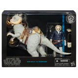 """Star Wars Black Series 6"""" Han Solo Action Figure With Tauntaun"""