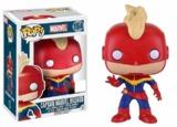Captain Marvel - (Masked) Pop! Vinyl Figure