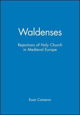 Waldenses by Euan Cameron image