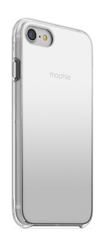 Mophie: Hold Force Gradient Base Case (iPhone 7) - Silver