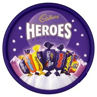 Cadbury: Heroes Chocolate Tub (695g)